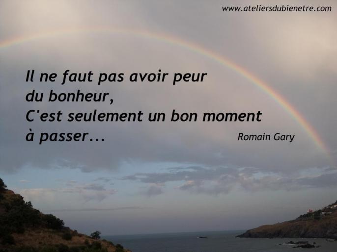 Ateliersdubienetre - Romain Gary